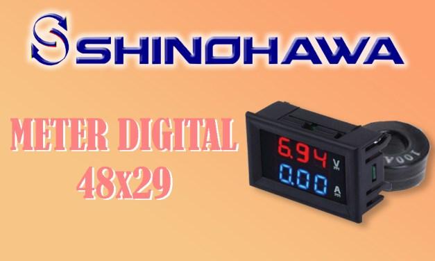SHINOHAWA: มิเตอร์ดิจิตอล
