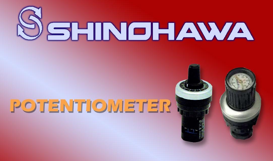 SHINOHAWA: Potentiometer