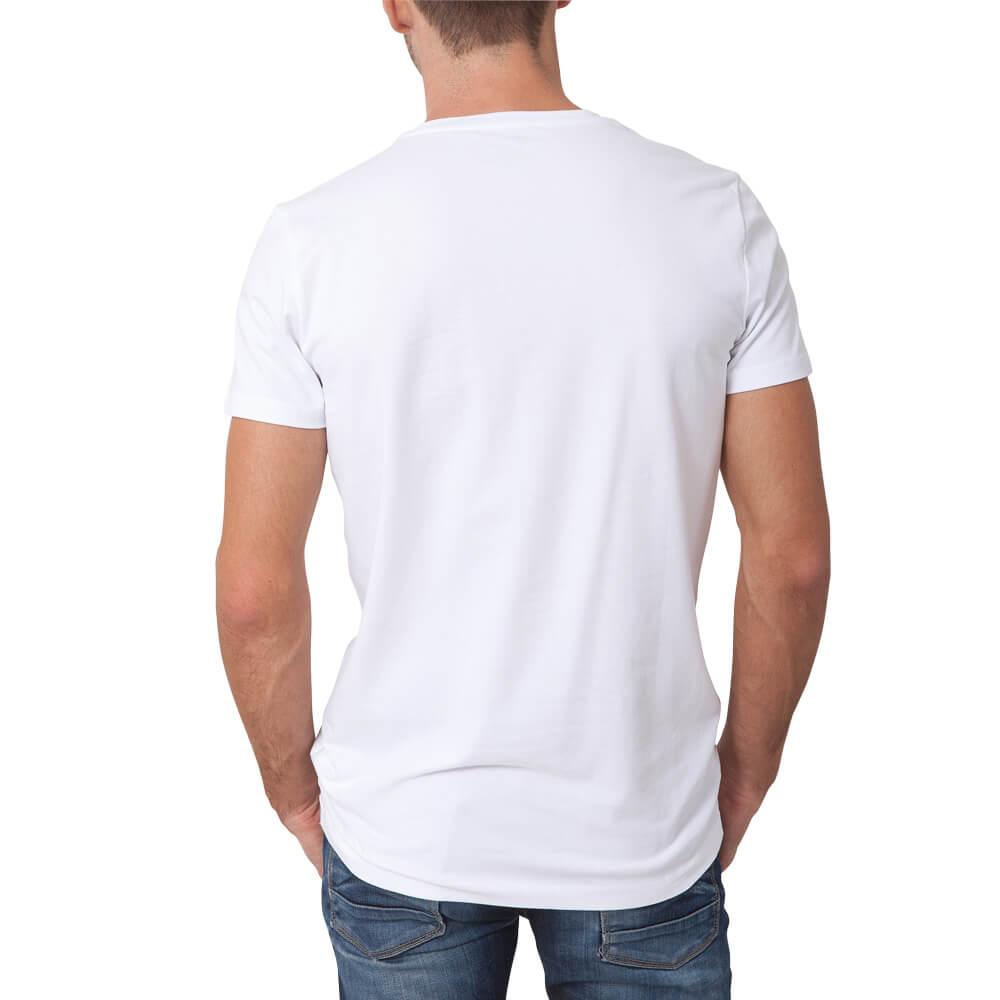 เสื้อยืด คอกลม แขนสั้น 2550W_B