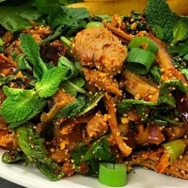 Thai Salad in Manchester