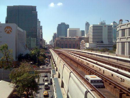 Thailand's economy do drive property price upward