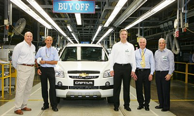 General Motors investment Thailand