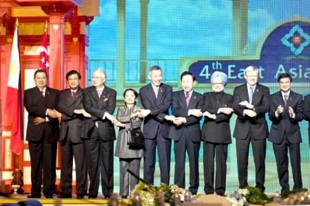 ASEAN members summit