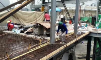 contruction workers Bangkok