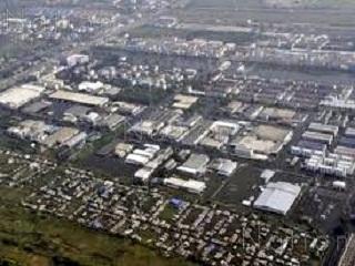 Ayutthaya flooded industrial estates