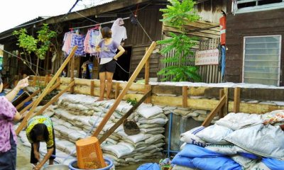 The pace of growth in the global economy is now clearly segmented between the stagnant Western economies and Asia's emerging markets. Even so, Thailand, more than other growing Asian markets, faces challenges ahead. The Thai Chamber of Commerce predicts, at most, five percent growth after this year's devastating floods .