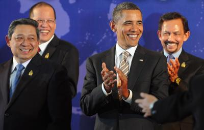 The sixth East Asia Summit (EAS) and 19th ASEAN Summit were held from 17–19 November 2011.