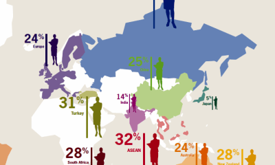 Women Topjops Map 2012
