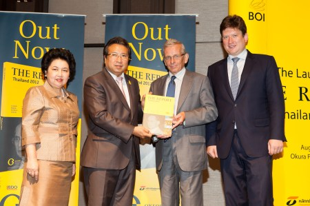 OBG launch report Thailand 2012