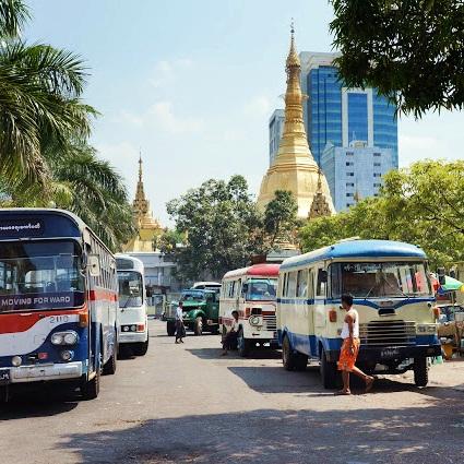 Pagoda Yangoon