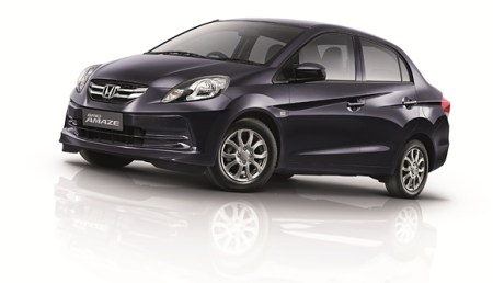 Honda Brio Amaze made in Thailand