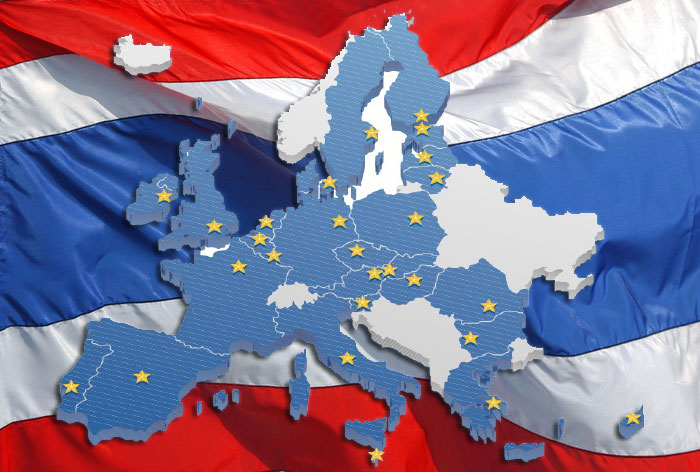 Trade between the EU and Thailand