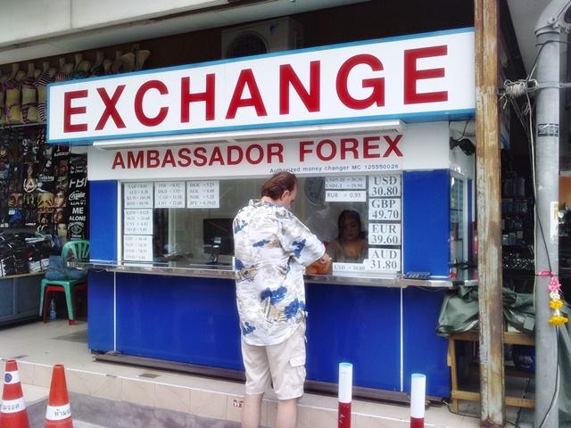 Forex exchange Bangkok