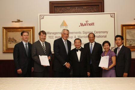 Thailand Marriott