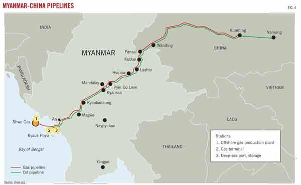 myanmarchina pipeline