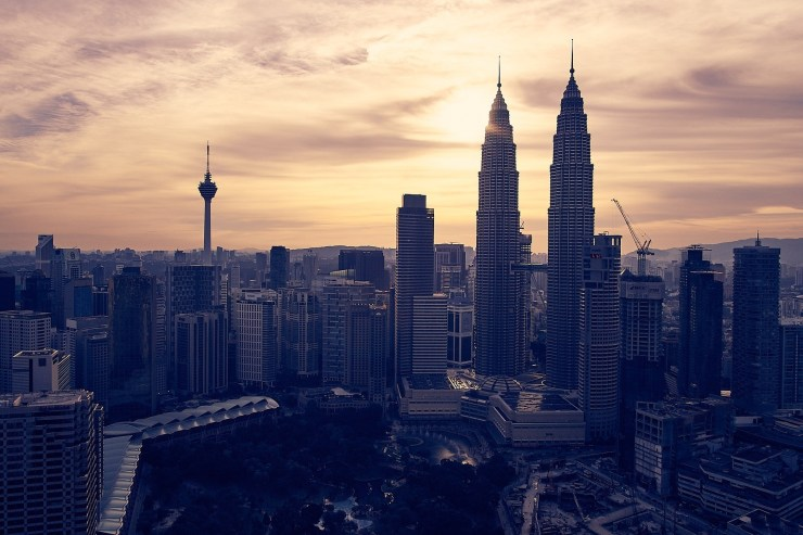 Malaysia took the second regional spot, ranking 26th globally