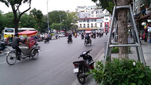 Photo: Vietnam will bring the country's transportation infrastructure up to international standards.