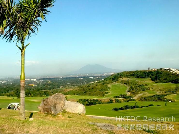 Photo: Golf course in Clark.