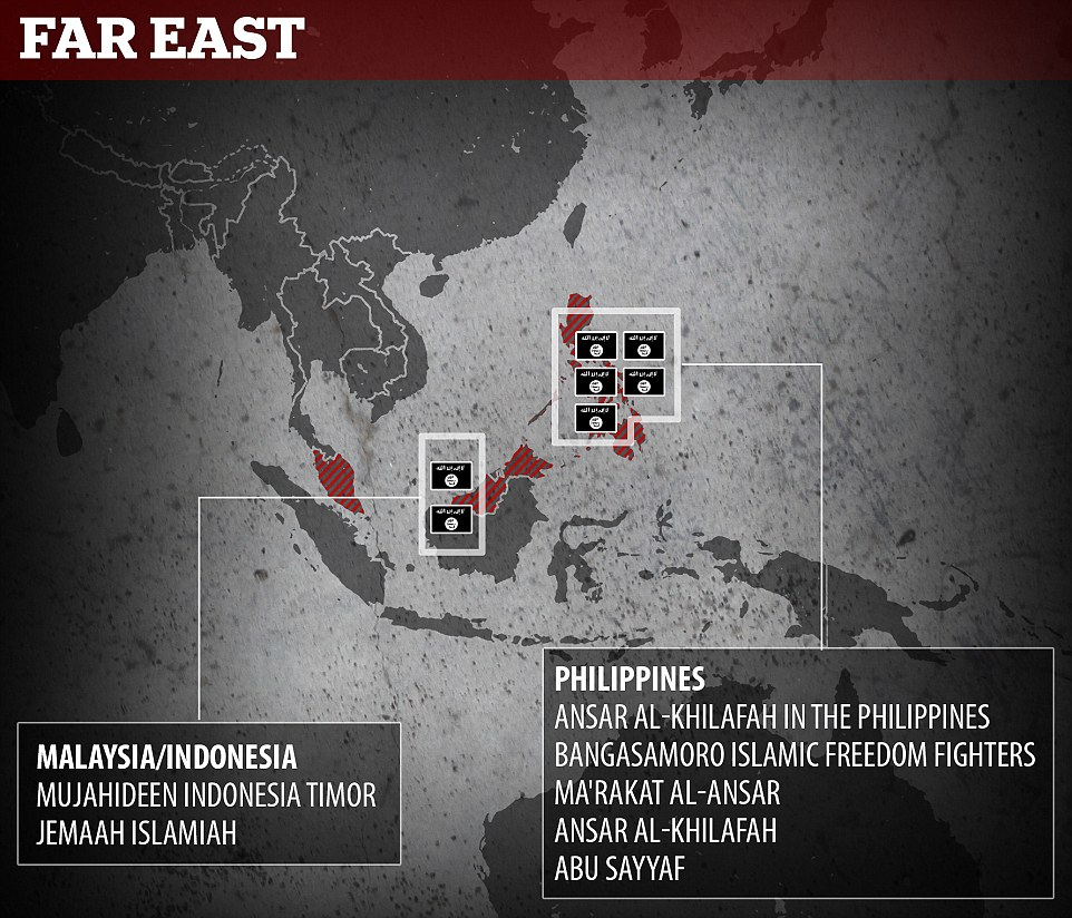 Could Southeast Asia be Islamic State's new frontline?