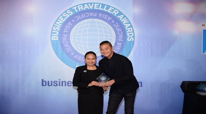 The Business Traveller Awards 2017 named Bangkok the Best Leisure Destination in the Asia Pacific