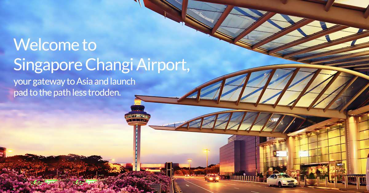 Singapore's Changi Airport retains the megahub title in Asia