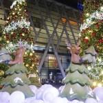 CentralWorld Bangkok lights up for the holiday season
