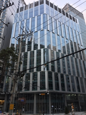 Icon Yeoksam in Seoul's Gangnam district sold for $92 million