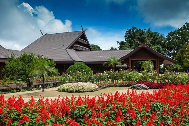 Doi Tung Royal Villa