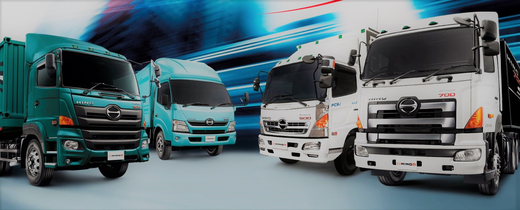 Hino To establish a development and production base in Thailand