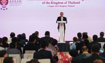 Foreign Minister's assurance on Thai democracy at ASEAN Foreign Ministers' Meeting