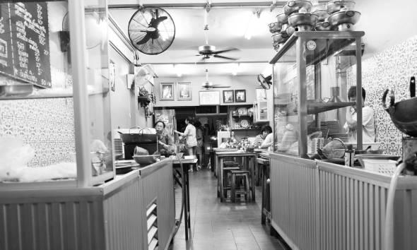 Bangkok restaurant