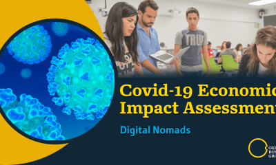 Will Covid-19 unleash a new generation of digital nomads?
