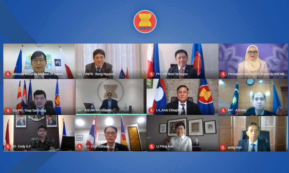 ASEAN, Japan reaffirm commitment to advance partnership