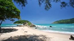 Ya nui beach Rawai Phuket