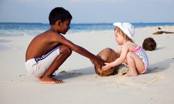 Подготовка к отдыху в Тайланде с детьми