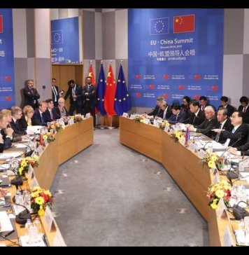 China, EU to hold 22nd leaders' meeting via video