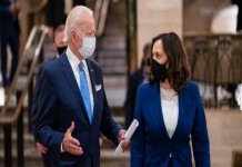 China finally congratulates Biden, Harris on election triumph