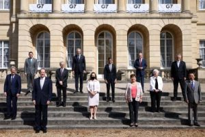 G7 finance ministers meeting at Lancaster House in London, Britain, 5 June 2021 (Photo: Reuters/Henry Nicholls).