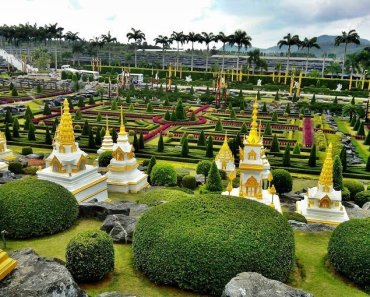 Nong Nooch Tropical Garden and Resort Chon Buri