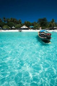 Long Beach, Koh Phi Phi, Thailand..