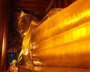 Bangkok Wat Pho Temple of the Reclining Buddha