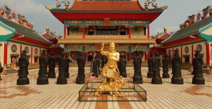Pattaya Temples Viharn Sien