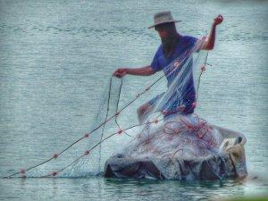 Thai Fisherman