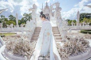 Wat Rong Khun Chiang Mai