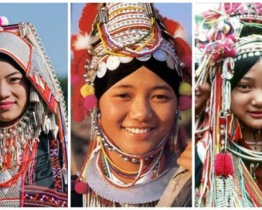 Akha People of Thailand