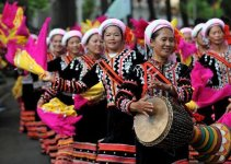 Lahu People Thailand