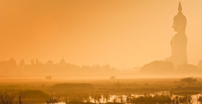 Wat Muang Ang Thong Thailand's Largest Buddha