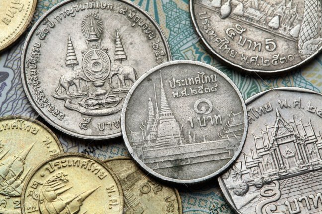 Coins of Thailand