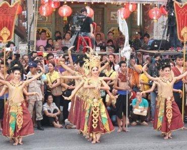 Thao Suranari Memorial Fair Travel Thailand