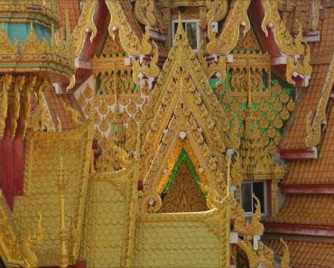 Wat Tham Sua, Kanchanaburi
